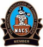 Member of the National Association of Chimney Sweeps